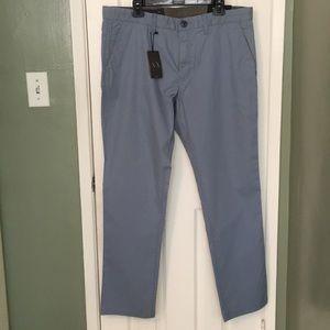Armani Exchange Sky Blue Chino Pants 38R